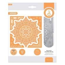 Tonic Studios Die Set - Decorative Snowflake 3634E