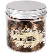 Stampendous Mica Fragments - Tarnished