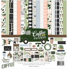 Echo Park Collection Kit 12X12 - Coffee & Friends