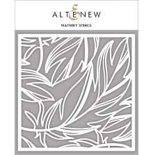 Altenew Stencil 6X6 - Feathery