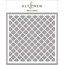 Altenew Stencil 6X6 - Trellis