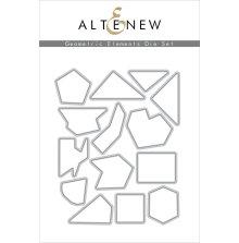Altenew Die Set - Geometric Elements