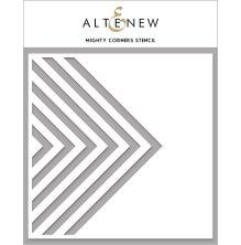 Altenew Stencil 6X6 - Mighty Corners