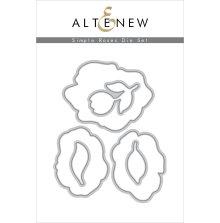 Altenew Die Set - Simple Roses