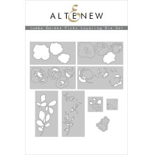 Altenew Die Set - Jumbo Garden Picks