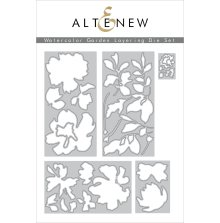 Altenew Die Set - Watercolor Garden
