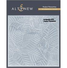 Altenew Embossing Folder - Perfect Poinsettias 3D