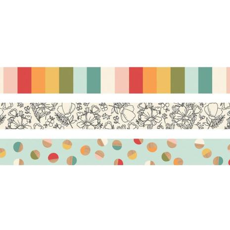 Simple Stories Washi Tape 3/Pkg - Hello Today