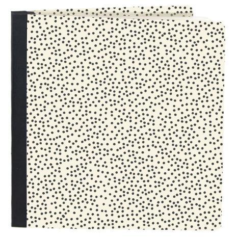 Simple Stories Snap Flipbook 6X8 - Speckle Dots
