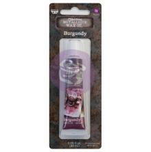 Prima Finnabair Wax Paste 20ml - Burgundy