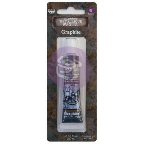 Prima Finnabair Wax Paste 20ml - Graphite