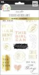 Me & My Big Ideas Happy Planner Stickers 5 Sheets - Teresa Collins