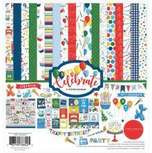 Carta Bella Collection Kit 12X12 - Lets Celebrate