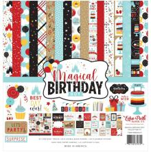 Echo Park Collection Kit 12X12 - Magical Birthday Boy