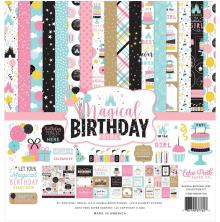 Echo Park Collection Kit 12X12 - Magical Birthday Girl