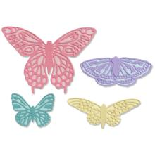 Sizzix Thinlits Dies - Flutter On By