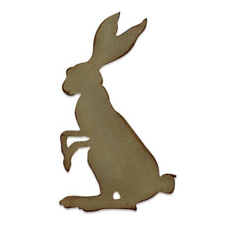 Tim Holtz Sizzix Bigz Die - Mr. Rabbit