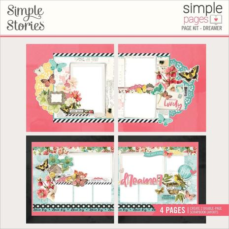 Simple Stories Simple Page Kit - Dreamer