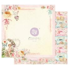 Prima Magic Love Cardstock 12X12 - Loving You Everyday