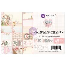 Prima Journaling Cards 4X6 45/Pkg - Magic Love