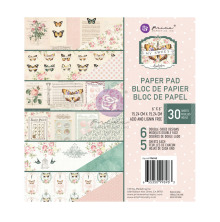 Prima Double-Sided Paper Pad 6X6 30/Pkg - My Sweet