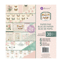 Prima Double-Sided Paper Pad 8X8 30/Pkg - My Sweet