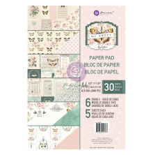 Prima Double-Sided Paper Pad A4 30/Pkg - My Sweet