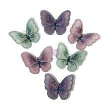 Prima Butterflies 6/Pkg -  My Sweet