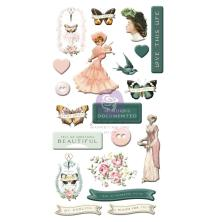 Prima Puffy Stickers 20/Pkg - My Sweet