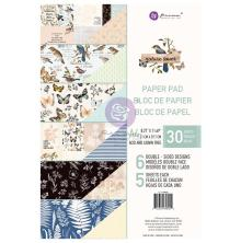 Prima Double-Sided Paper Pad A4 30/Pkg - Nature Lover
