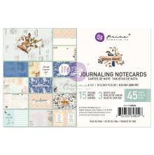 Prima Journaling Cards 4X6 45/Pkg - Nature Lover