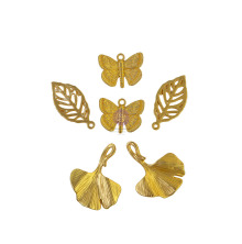 Prima Metal Charms 6/Pkg - Nature Lover