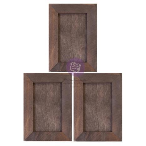 Prima Wood Frames 3/Pkg - Nature Lover