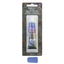 Prima Finnabair Matte Wax Paste 20ml - French Lavender