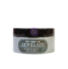 Prima Finnabair Jewel Texture Paste 100ml - Diamond Rings