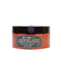 Prima Finnabair Jewel Texture Paste 100ml - Crushed Amber