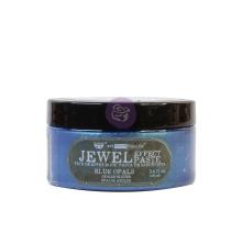 Prima Finnabair Jewel Texture Paste 100ml - Blue Opals