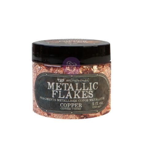 Prima Art Ingredients Metal Flakes 150ml - Copper