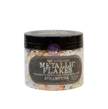 Prima Art Ingredients Metal Flakes 150ml - Steampunk