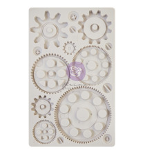 Prima Finnabair Decor Moulds 5X8 - Machine Parts