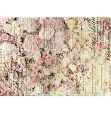 Prima Redesign Rice Paper 11.5X16.25 - Floral & Dream