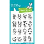 Lawn Fawn Clear Stamps 3X4 - Tiny Friends
