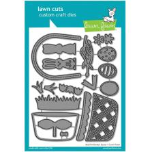 Lawn Fawn Dies - Build-A-Basket: Easter