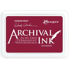 Ranger Archival Ink Pad - Mulberry