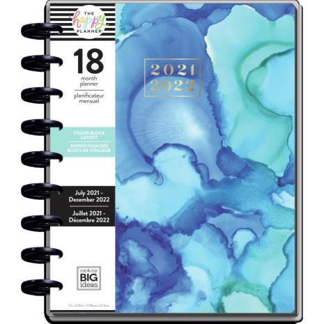 Me & My Big Ideas CLASSIC Happy Planner - Kaleidoscope