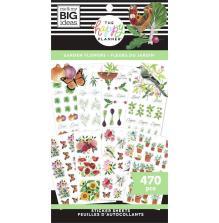 Me & My Big Ideas Happy Planner Sticker Value Pack - Garden Florals 470