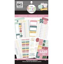 Me & My Big Ideas Happy Planner Sticker Value Pack - Caregiver 1220