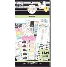 Me & My Big Ideas Happy Planner Sticker Value Pack - Budget 1424