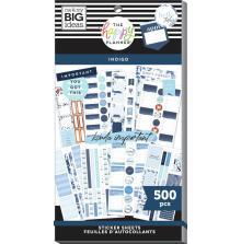 Me & My Big Ideas Happy Planner Sticker Value Pack - Indigo