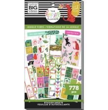 Me & My Big Ideas Happy Planner Sticker Value Pack - Jungle Vibes